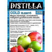 DISTILLA COLD Hidegtűrő fajélesztő 20g