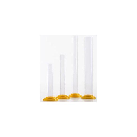 200ml-es mûanyag mérõhenger sárga (fokolókhoz)