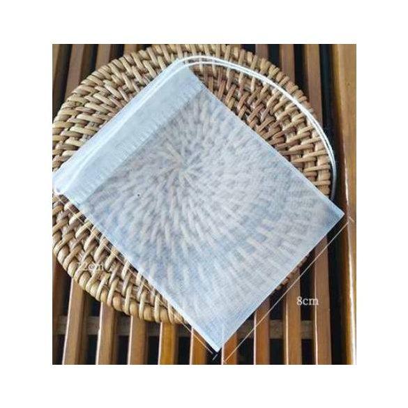 Többször használható Komló filter 8x12cm (2242)