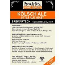 Brewartech Kölsch Ale sörélesztő 10g