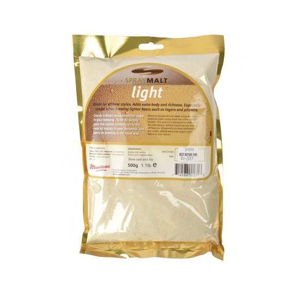 Spraymalt extra light 0,5kg