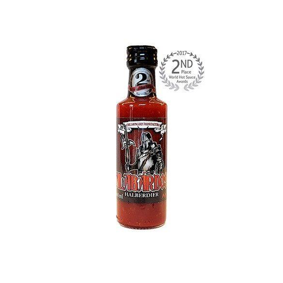 Alabárdos - Luisianai stílusú chili szósz 40ml