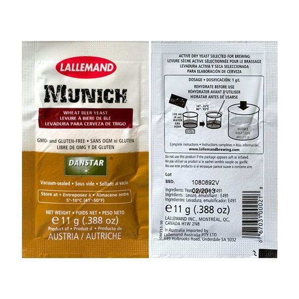 LALLEMAND Munich sörélesztő 11 g