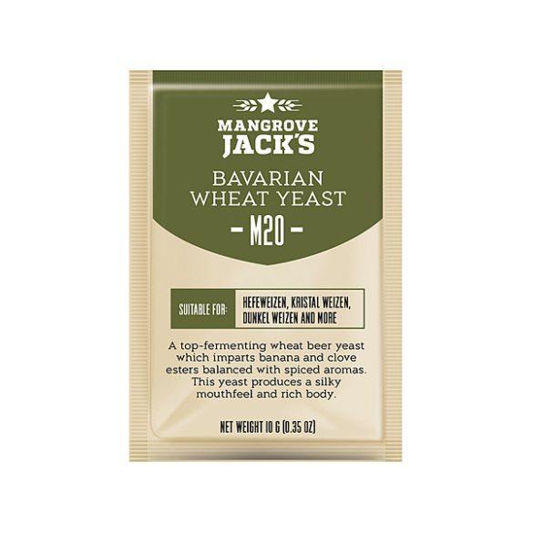 Mangrove Jack's M20 BAVARIAN WHEAT sörélesztő 10g