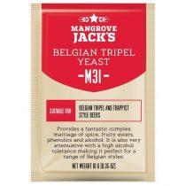 Mangrove Jack's M31 Belgian Triple sörélesztő 10g