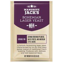 Mangrove Jack's M84 Bohemian Lager sörélesztő 10g