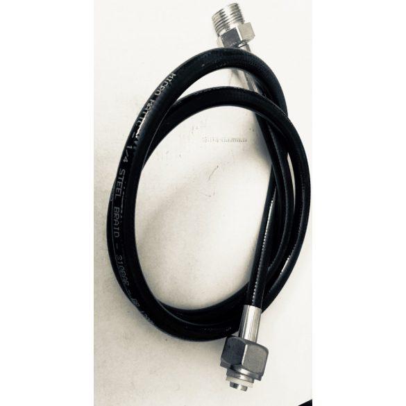 Micro Matic CO2 páncélcső 310 BAR 1,3m