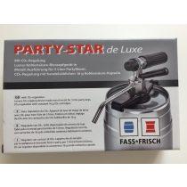Party hordó csapoló Party-Star De Luxe