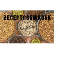 RED-X English Ale receptcsomag