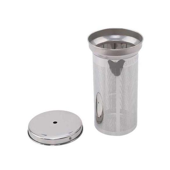 Rozsdamentes acél mikroszűrő