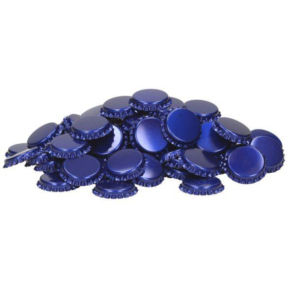 Sörös kupak kék színű 100db