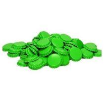 Sörös kupak lime színű 100db