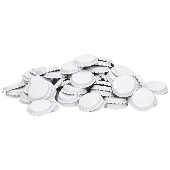 Sörös kupak fehér színű 100db